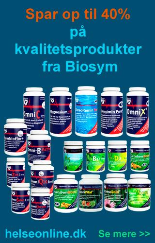 Tilbud på Biosyms produkter
